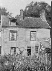 Challenge AZ lettre N comme la maison de Gérard de Nerval