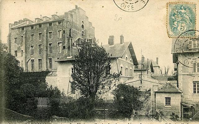 Maison centrale de Clermont, emprisonnement de Marie Marguerite Valentine Chéron