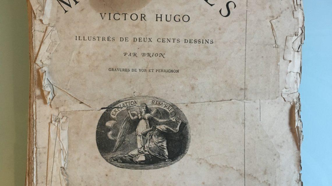 Challenge AZ : Lettre H comme Victor Hugo, Les Misérables