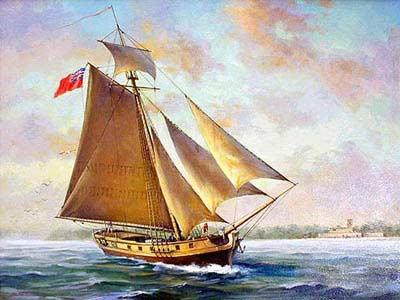 FAUNY Louis Frédéric, un marin trop pressé